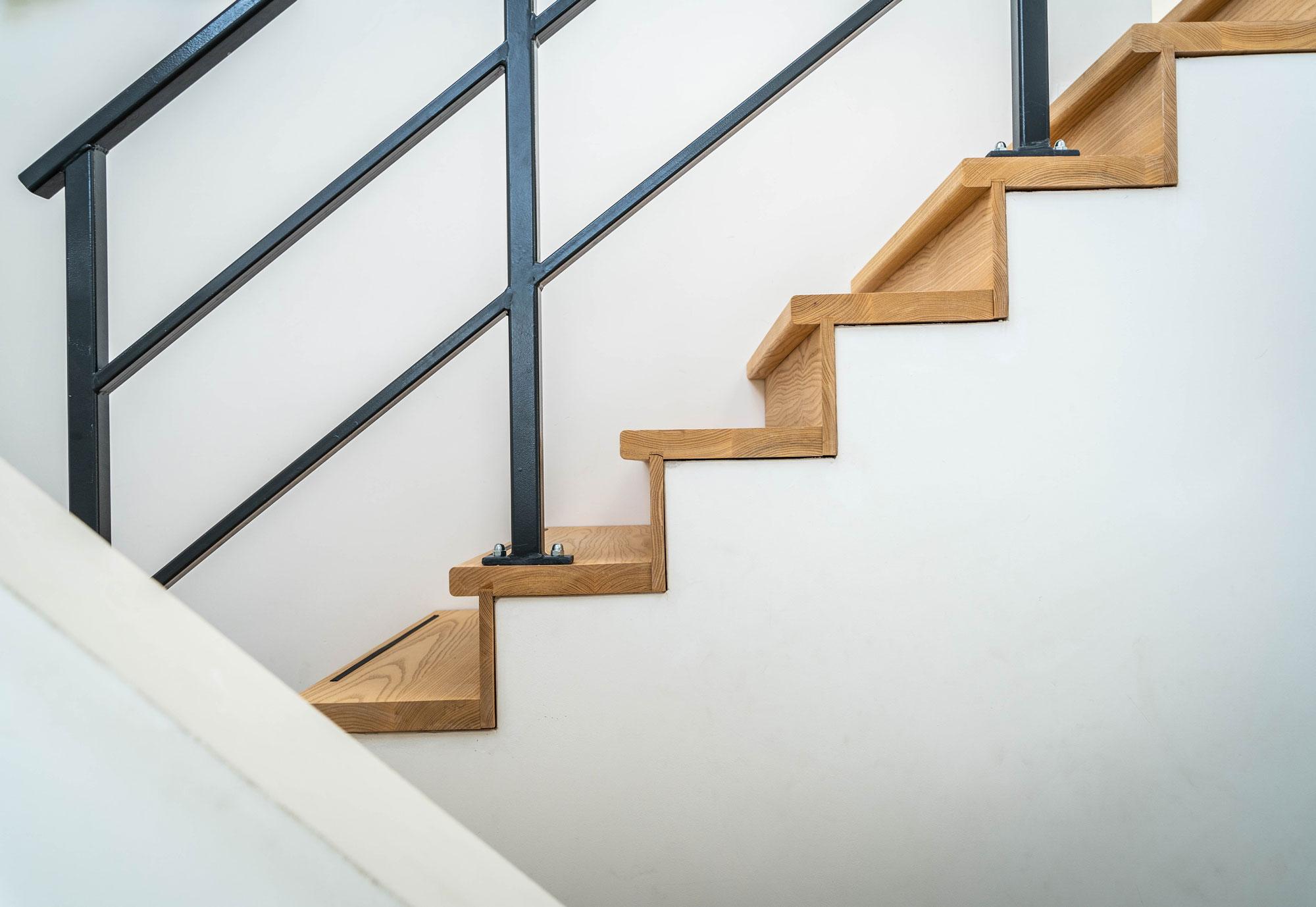 een trap hoger dijkstra moderne ontwerpen trap
